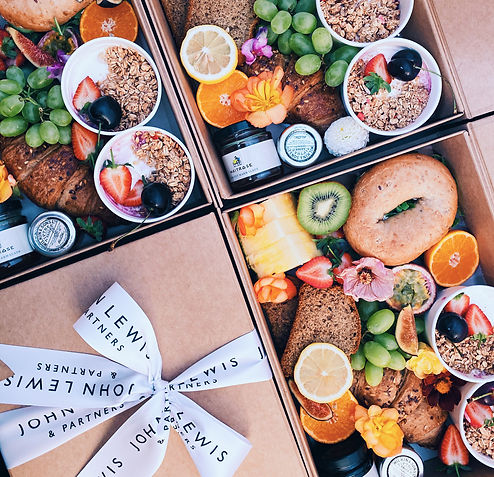 Brunch Grazing Box by BERRY and Brie for John Lewis Collection Launch