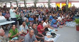 Démocratie dans le Pacifique: crise ou opportunité?