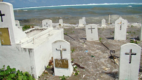 Création du 1er sanctuaire funéraire en réalité virtuelle du Pacifique - 30/04/2049