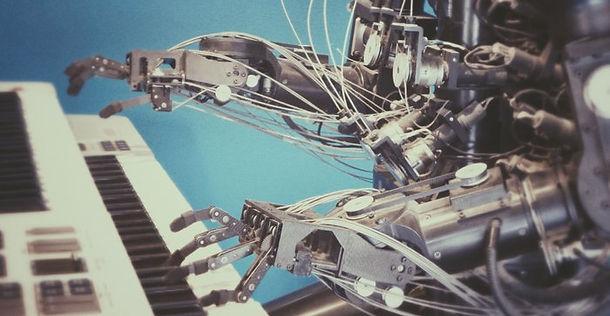 I & robot