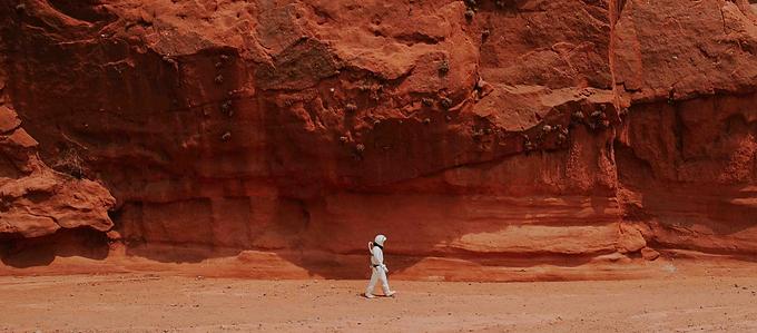 Ground control to Major Mars.
