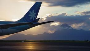 Transport aérien : l'expérience des îles dès le décollage - 28/08/2039