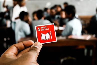 SDGs off course