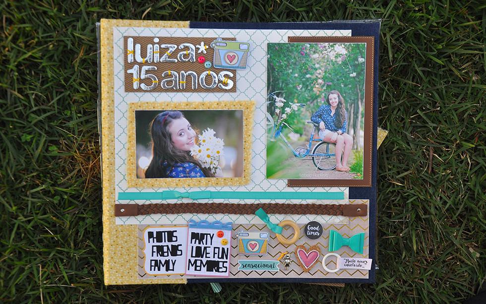 Álbum Luiza 15 anos <3