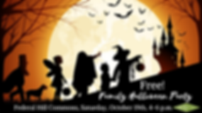 Family Halloween Party 2019 FB event cov