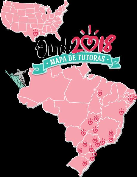 Mapa OMD2018 Lari Batista