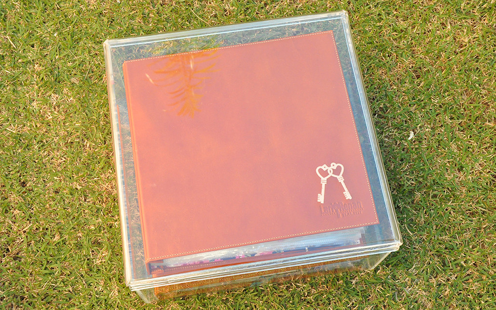 Álbum de Casamento #LARIERENAN <3