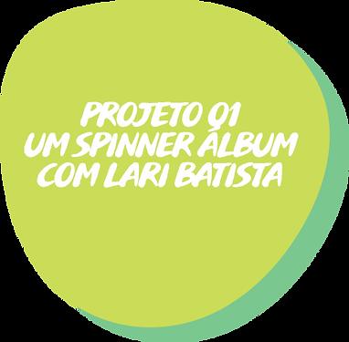 Projeto_01_um_spinner_álbum_com_Lari_Ba