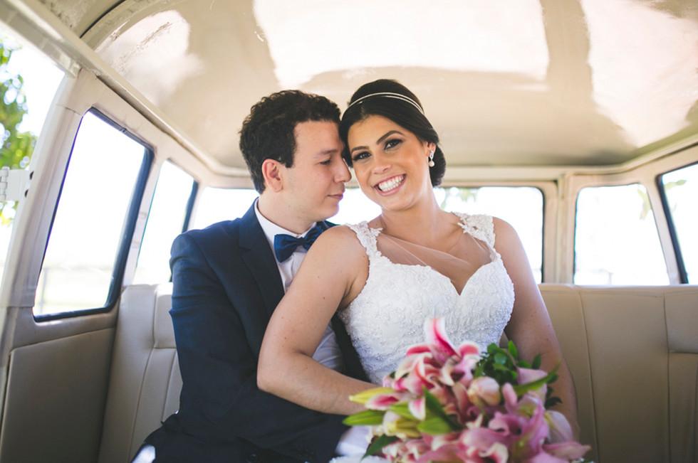 Casamento #LARIERENAN - Logo após a Cerimônia! <3