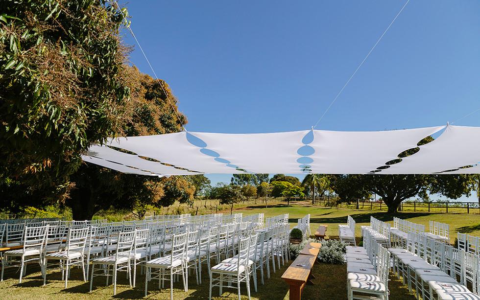 Casamento #LARIERENAN - A Cerimônia