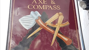 Axe & Compass no longer serving food
