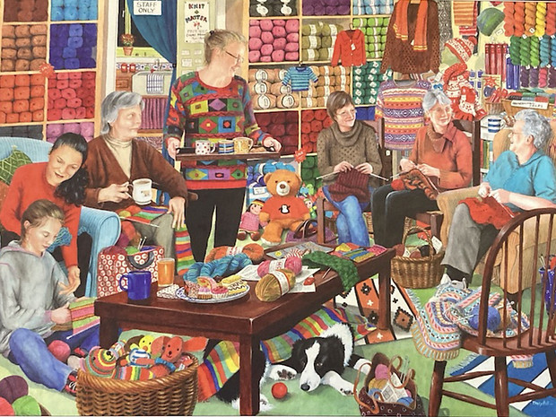 G14 Knit and Natter