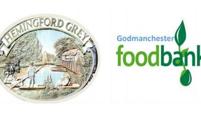 Local foodbank collection or dropoff Sunday 18 October