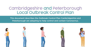 Local Outbreak Control plan launched
