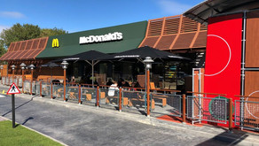 Fast food outlets begin to close