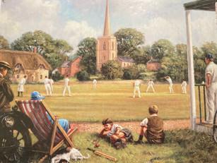 G21 The Cricket Match