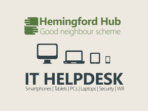 NEW Hub IT Helpdesk