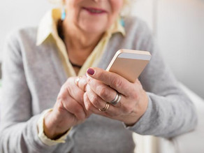 Advice and support to help you keep in touch with loved ones
