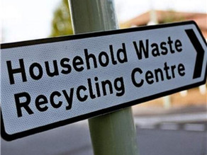 Bluntisham Household Recycling Centre - new booking system