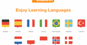 Learn (or brush up on) a language