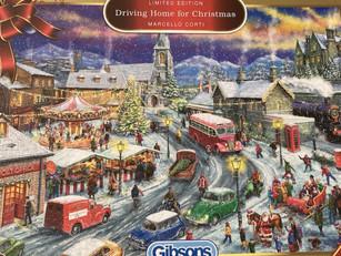 G9 Driving home for Christmas