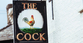 The Cock is now fully closed