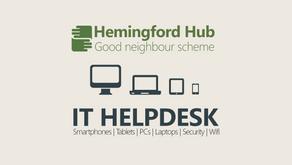 NEW Hub IT Helpdesk