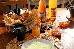 Nostra Demora_ Le petit déjeuner