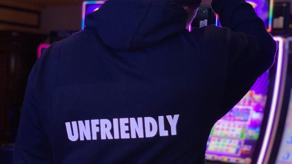 Unfriendly walkaway