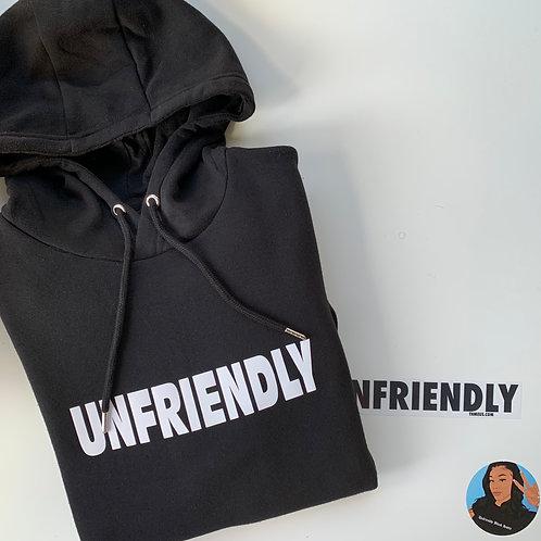 Unfriendly Hoodies