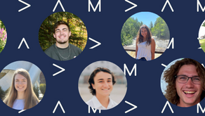 AMA Ferris' 2021-2022 Executive Board