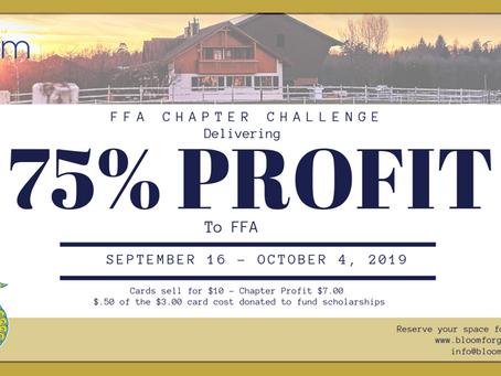 FFA Fall Challenge