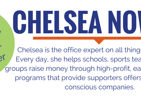 Meet Bloom Account Manager, Chelsea Nowell