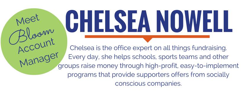 Chelsea Nowell bio