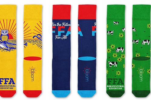 Custom FFA Socks