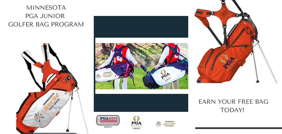 Minnesota PGA Junior Golfer Bag Program.