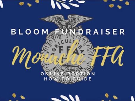 Monache FFA Online Fundraising Guide