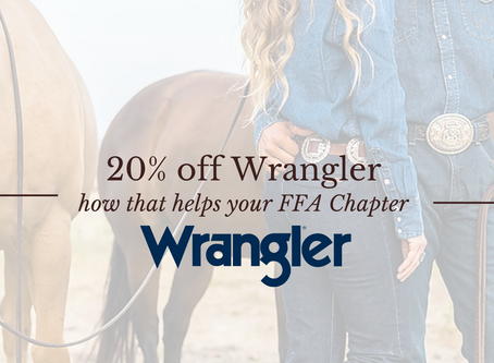 Wrangler and Bloom Join Forces.....