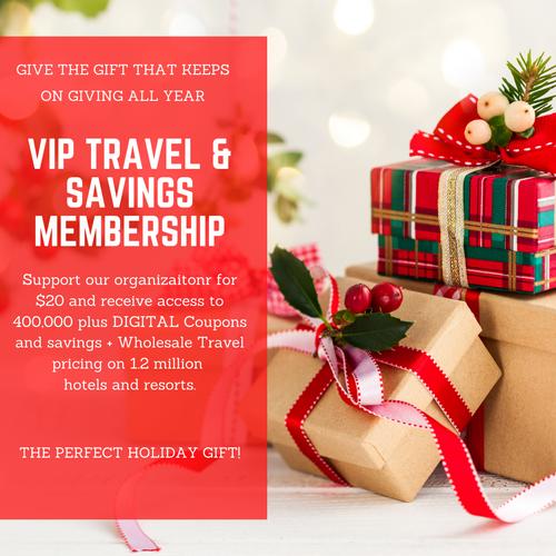 VIP Christmas Savings
