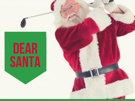Dear Santa - All I Really Want....