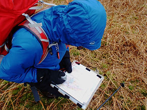 Beginners Navigation courses, snowdonia
