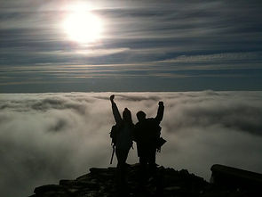 Guided walks in Snowdonia national park