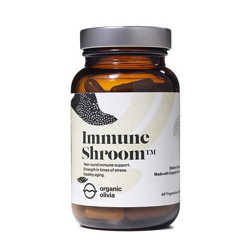 ImmuneShroom | Organic Olivia