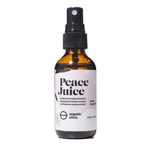 Peace juice | Organic Olivia
