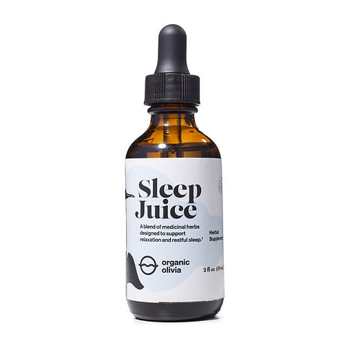 Sleep Juice | Organic Olivia