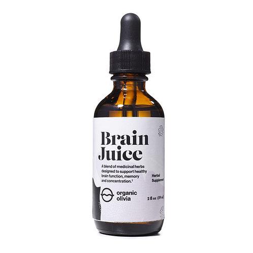 Brain Juice | Organic Olivia