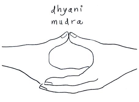 chronique-fleuve : dhyani mudra