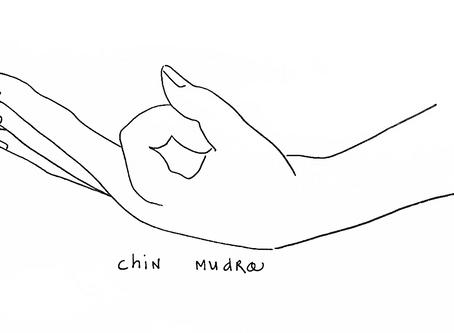 chronique-fleuve : chin mudra 👌