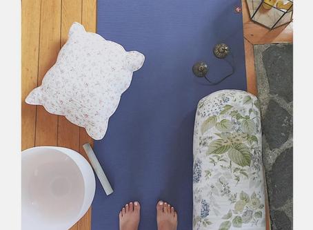 les bons outils pour le yoga - mes bonnes adresses
