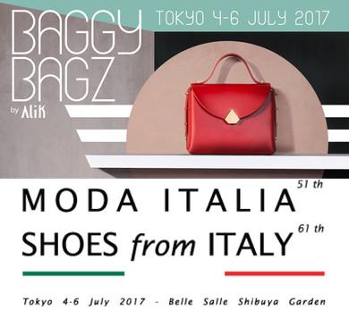 MODA ITALIA - TOKYO